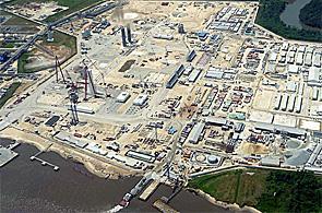 Escravos Gas to Liquids Plant